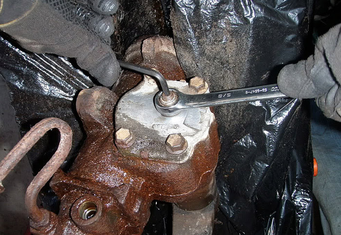 Rag Joint Removal And Steering Adjustment Gm Truck Central