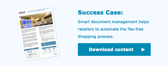 Press release smart document management software and for Tax document automation software