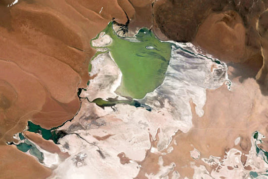 Sur Lípez, Bolivia – Earth View from Google