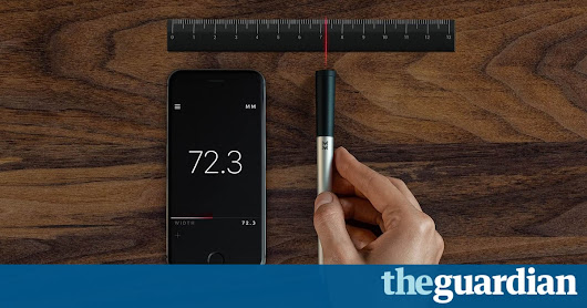 Hands-on with the 01: the 'dimensioning instrument' that can measure any object | Technology | The Guardian