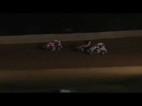 Jackson County Speedway | 7/9/21 | USAC Midwest Thunder Midgets | Feature
