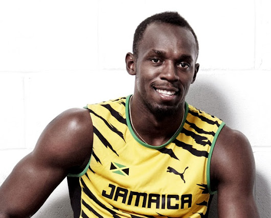 "Usain Bolt Rated as ""Ultimate Superhuman"" - Jamaicans.com"
