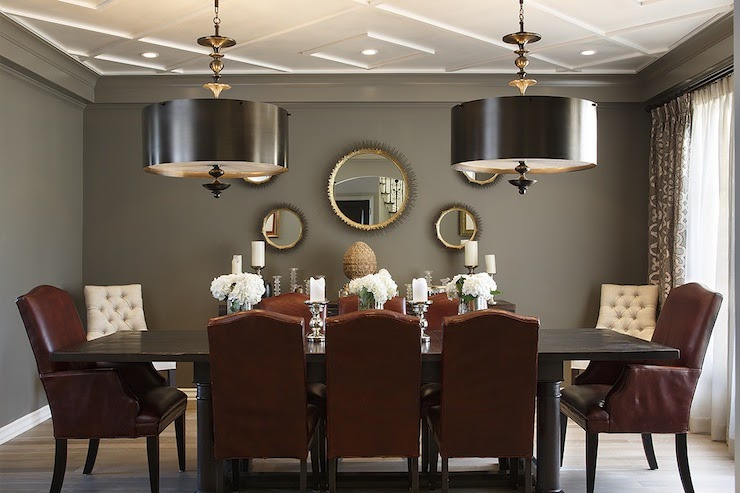 Trends For Light Gray Dining Room Walls images