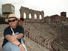 Roman Arena, Verona, Italy