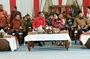 Di Rakornas PDI-P, Jokowi Tekankan Pentingnya Pembangunan Infrastruktur