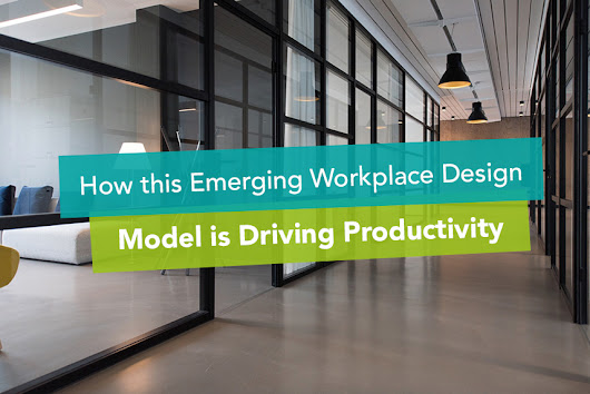How This Emerging Workplace Design Model is Driving Productivity - KEYLAY Design