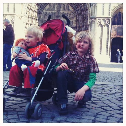 Uitje Antwerpen