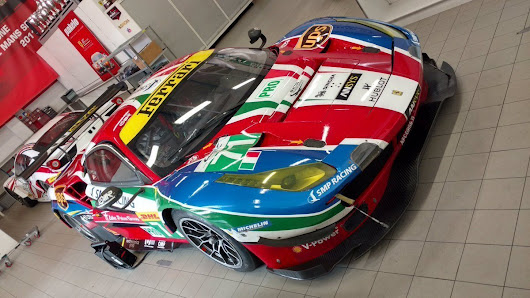 The Ferrari 488 GTE Could Be Headed to iRacing