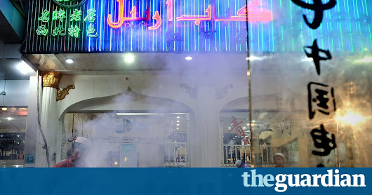 Welcome to Yiwu: China's testing ground for a multicultural city | Cities | The Guardian