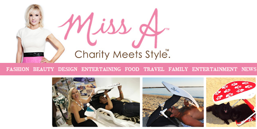 Miss A Charity Meets Style Blog Interview With ShadyFace Creator, Patricia Darquea | ShadyFace