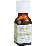 Aura Cacia Essential Oil, 100% Pure, Clove Bud - 0.5 fl oz