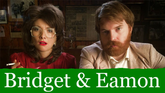 Bridget & Eamon: Hilarious Irish Comedy Now Streaming in the US – The British TV Place