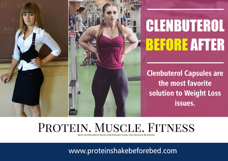 23: Clenbuterol before after pictures that shows you the real... - ClenbuterolCycleChart