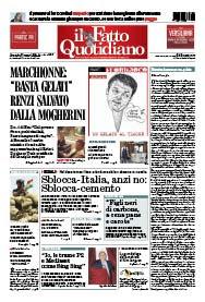 """Marchionne: """"Basta gelati"""". Renzi salvato dalla Mogherini"""