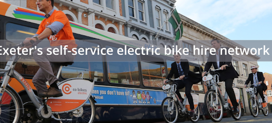 For 1st Time In UK, You E-Bikeshare Available −
