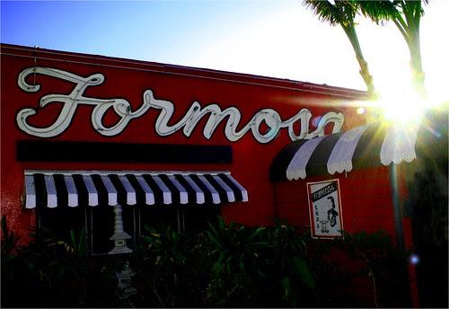The Formosa Café by P.S.Zollo.