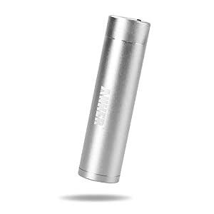 ANKER Asto Mini モバイルバッテリー 3000mAh 小型 軽量 スティックタイプ シルバー iPhone5S 5C 5 4S / iPod / Galaxy / Xepria / Android / 各種スマホ / Wi-Fiルータ等対応(日本語説明書付き)(silver)