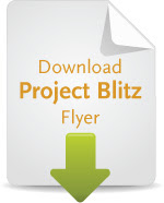 Download Project Blitz Flyer