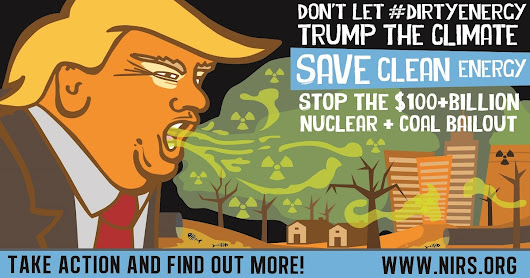 Don't Let #DirtyEnergy Trump the Climate!