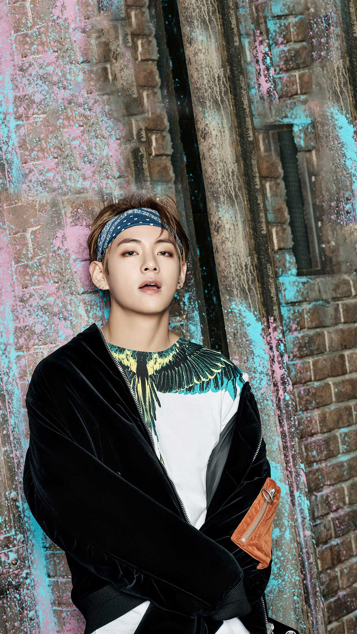 Bts V Wallpaper Hd Iphone