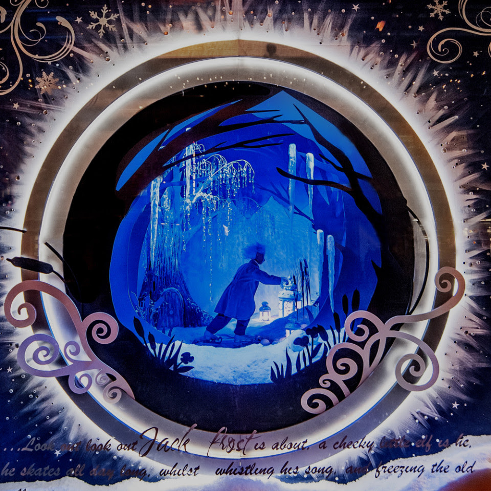 best-window-displays_fenwick-newcastle_2013_christmas_the-enchanted-forest_04