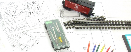 Invisible track power connection eliminate Lionel CTC Lockons | Free Model Railroad Plans