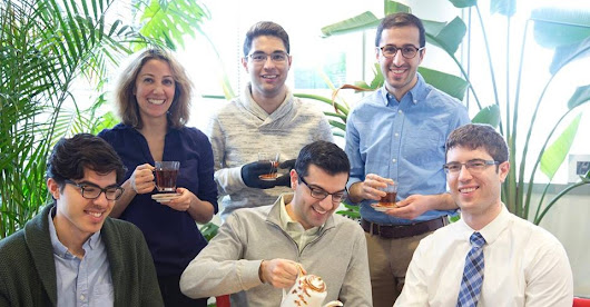 One Harvard Lab, Six Iranian Scientists, and Some Tea