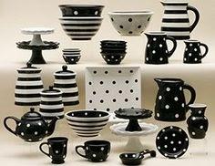 Black And White Kitchen Accessories Dream House