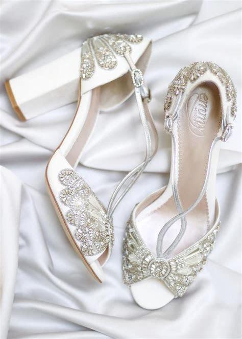 Bridal Shoes   Beautiful Designer Wedding Shoes   Emmy London