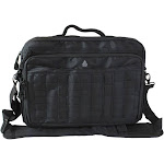 Leapers Inc. UTG 9-2-5 Briefcase 1200D Polyester Black