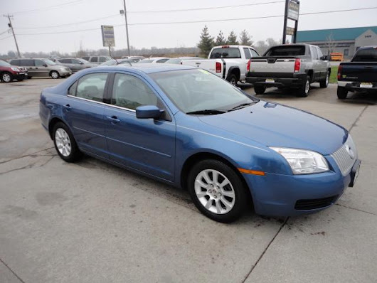 Used 2009 Mercury Milan for Sale in Des Moines IA 50313 Reliable Motors