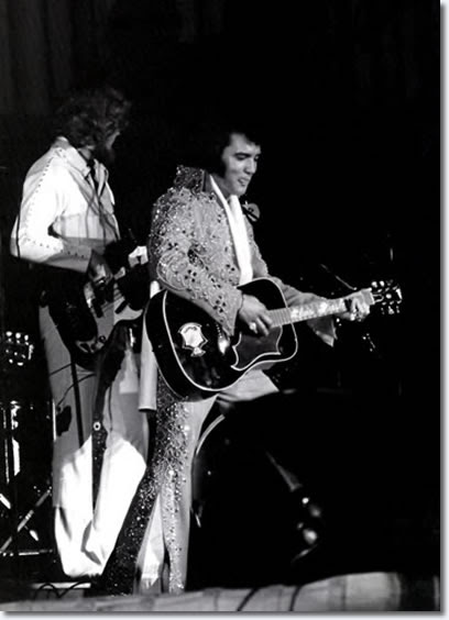 Elvis Presley : June 12, 1972 (8:30 pm) : Fort Wayne, IN.