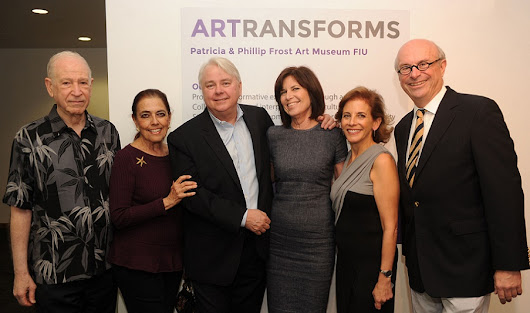 ANNOUNCING THE ART TRANSFORMS AWARD 2017