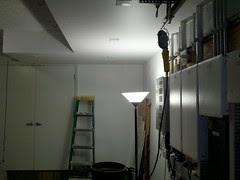 Garage Finished - Long Shot West