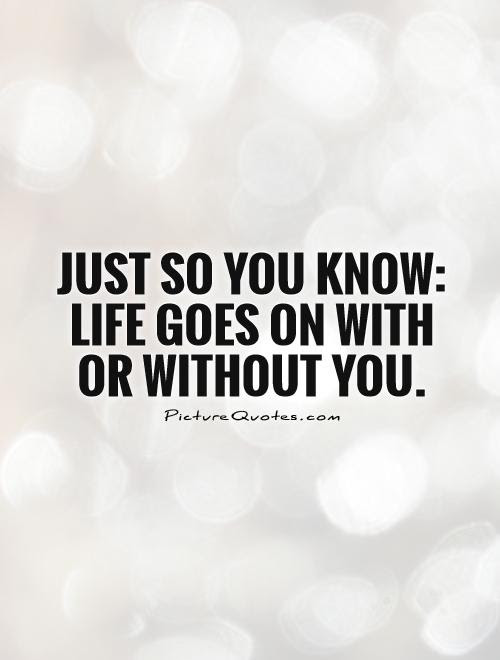 Better Off Without You Quotes Sayings Better Off Without You