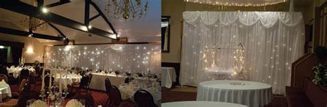 Starlight Backdrop Package Prices   Wedding Venue Lighting
