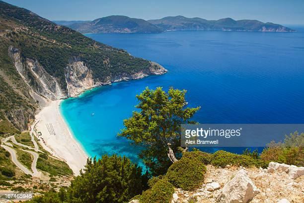 Αποτέλεσμα εικόνας για Kefalonia beaches getty images