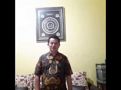 Ucapan selamat kepada PBI UM Metro dari Universitas Muhammadiyah Prof. Dr. Hamka