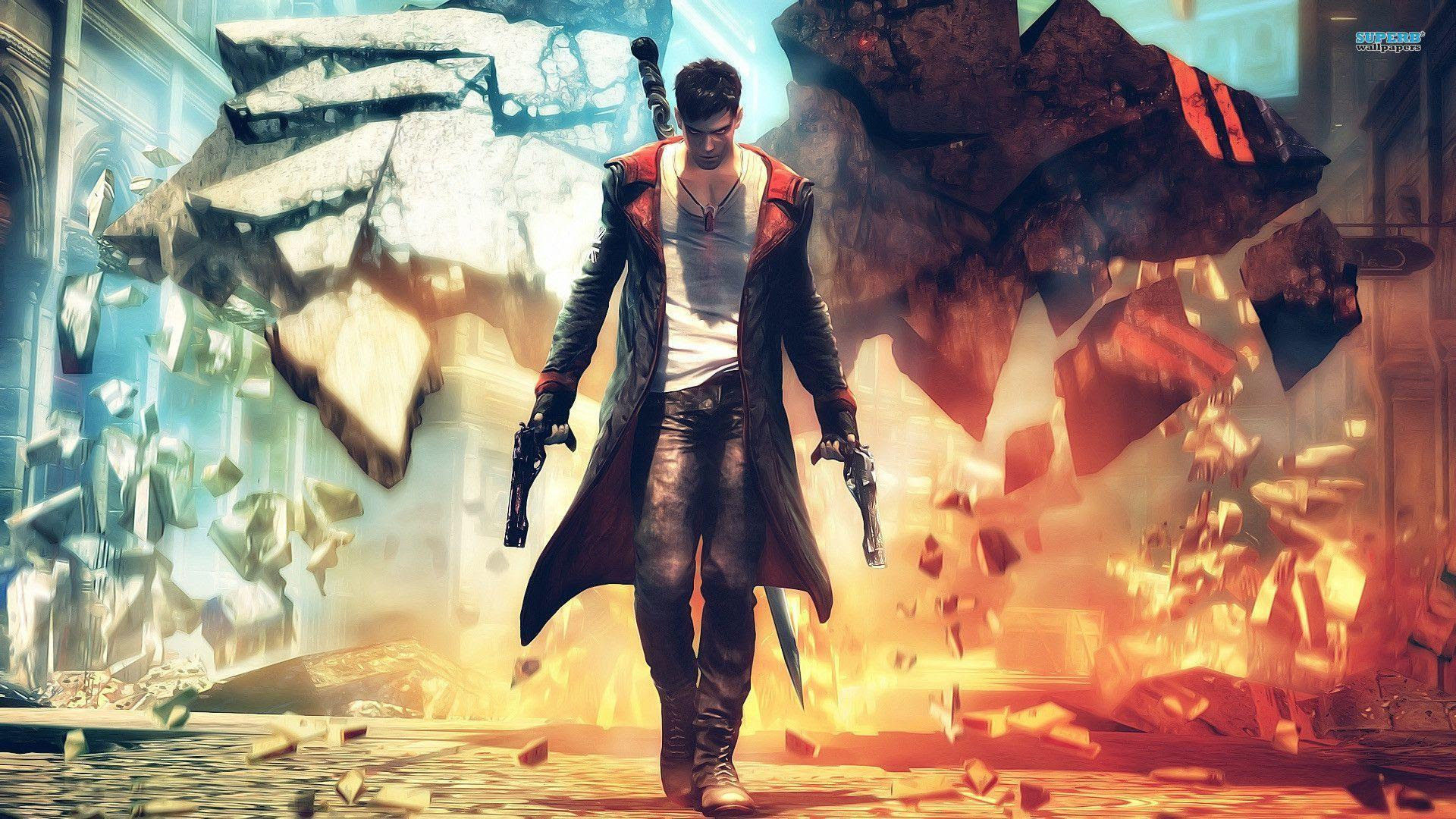 Download DmC Devil May Cry PC + DLC Full Repack - PROPHET