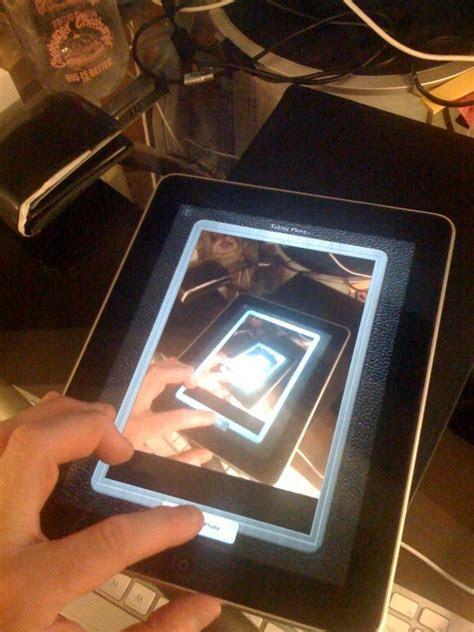 recursive iPad