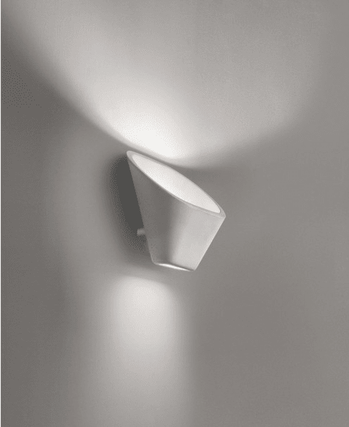 Foscarini Aplomb Wall White