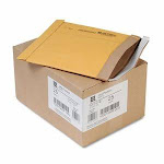 Sealed Air Jiffy Padded Self-Seal Mailer, Side Seam, #2, 25 Mailers (SEL64775)
