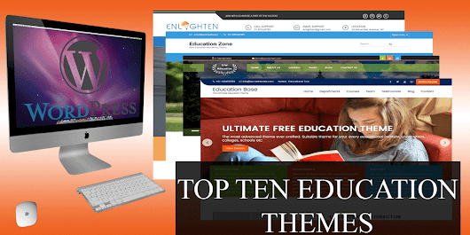 10 Best Education Theme For Your WordPress Sites