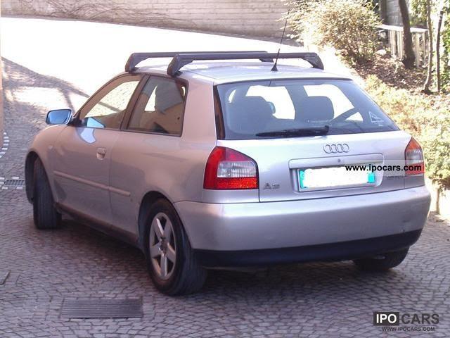 Audi A3 Coupe 2002