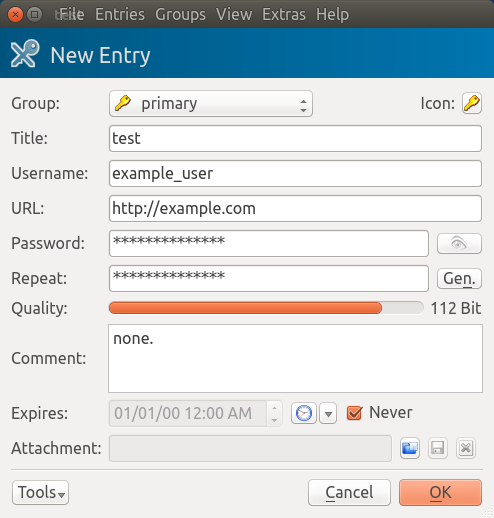 KeePassX – The Best Password Manager for Ubuntu/Linux | SUDOBITS – Free and Open Source Stuff