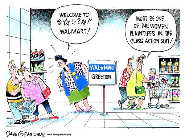 94541 600 Walmart class action suit cartoons