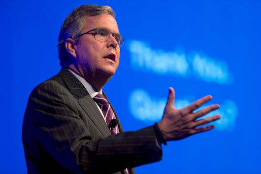 Jeb Bush: Many illegal immigrants come out of an 'act of love'
