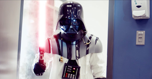 Doc Vader Trailer: Ep. 1, The Pager Menace