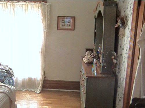 Master Bedroom: Before