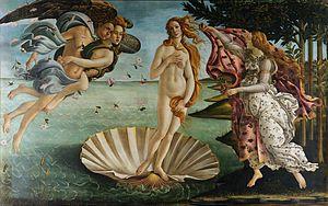 Botticellis Birth of Venus